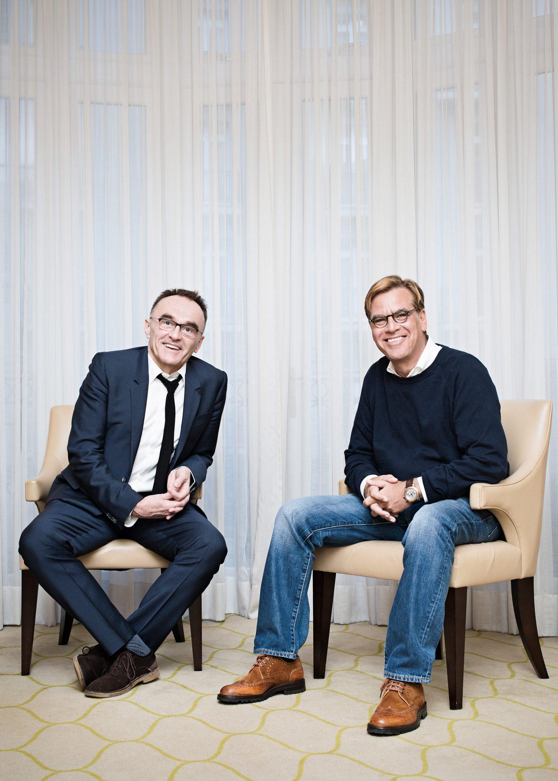 Danny Boyle & Aaron Sorkin